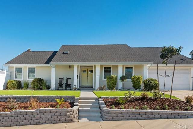 8035 Shadow Hill Drive, La Mesa, CA 91941 (#PTP2100007) :: The Alvarado Brothers