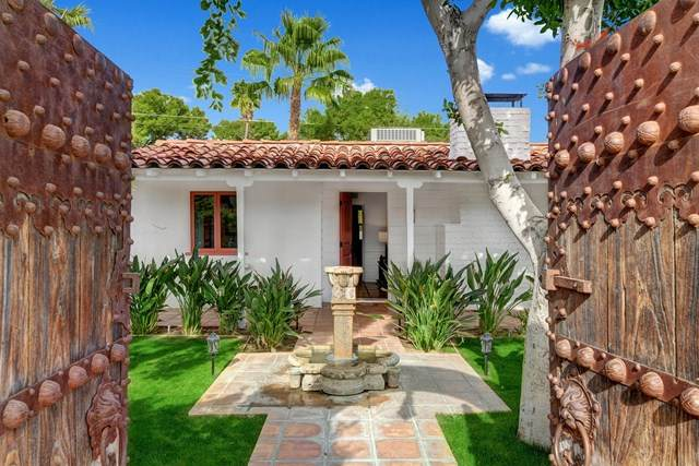 280 W Cortez Road, Palm Springs, CA 92262 (#219055022PS) :: The Alvarado Brothers