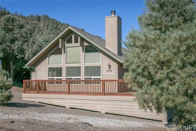 2309 Tirol Drive, Pine Mountain Club, CA 93225 (#SR21000600) :: Compass