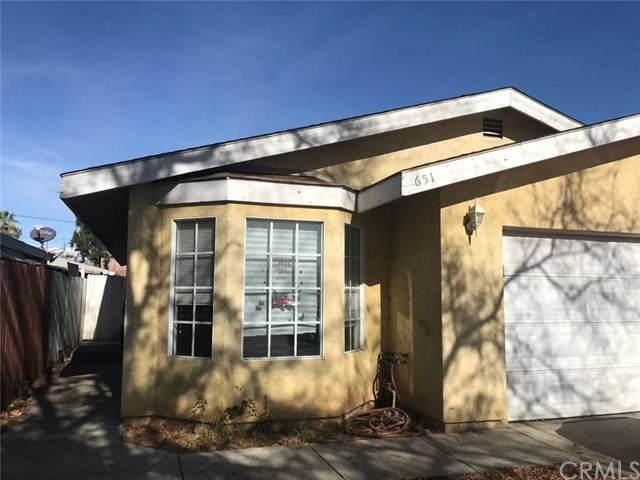 651 Muir Avenue, Pomona, CA 91766 (#WS21000626) :: Mainstreet Realtors®