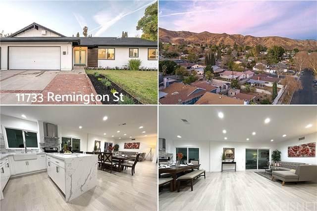 11733 Remington Street, Lakeview Terrace, CA 91342 (#SR21000932) :: The DeBonis Team