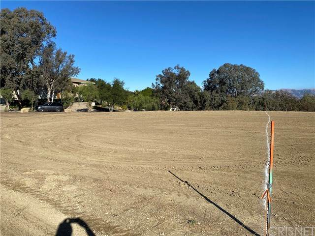 0-LOT 8 Whitman Road, Hidden Hills, CA 91302 (#SR21000447) :: Realty ONE Group Empire