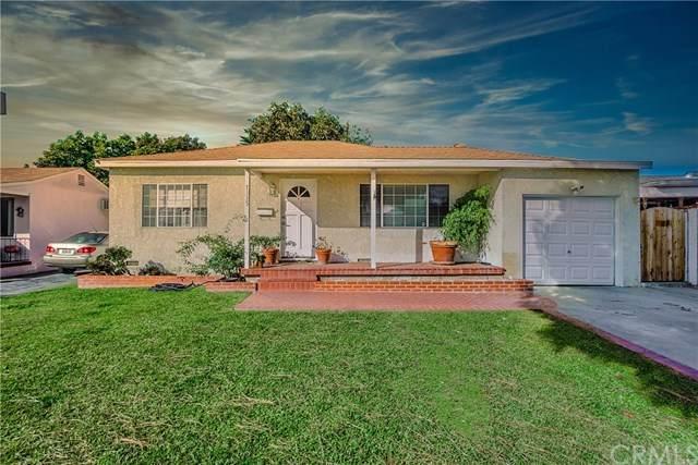 7335 Bennington Avenue, Pico Rivera, CA 90660 (#PW21001086) :: Compass