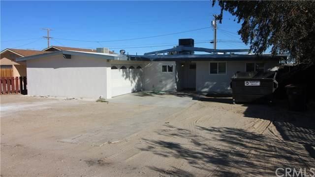 6645 Desert Queen Avenue, 29 Palms, CA 92277 (#CV21001121) :: RE/MAX Masters