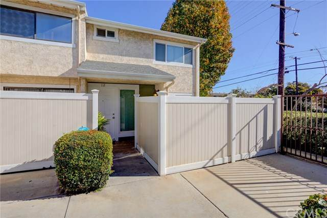 4325 W 182nd Street #12, Torrance, CA 90504 (#SB20259212) :: Re/Max Top Producers