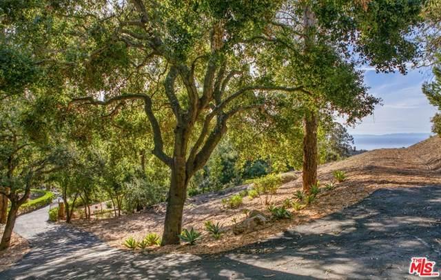 805 Toro Canyon Road, Montecito, CA 93108 (#21675598) :: Bob Kelly Team