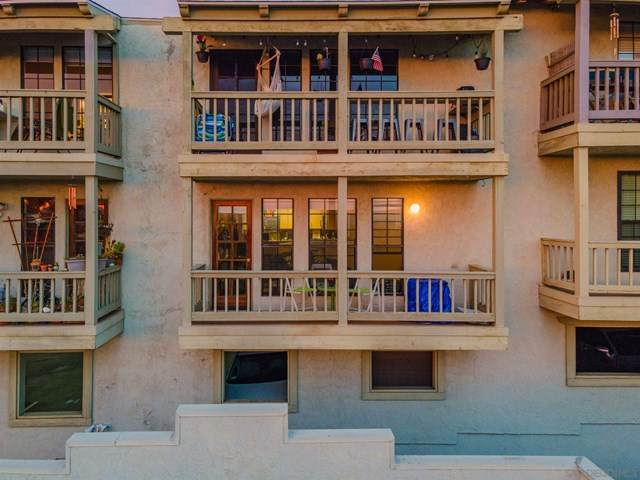 2235 Linwood St A3, San Diego, CA 92110 (#210000075) :: Crudo & Associates