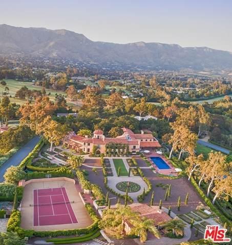 296 Las Entradas Drive, Santa Barbara, CA 93108 (#21675576) :: Bob Kelly Team