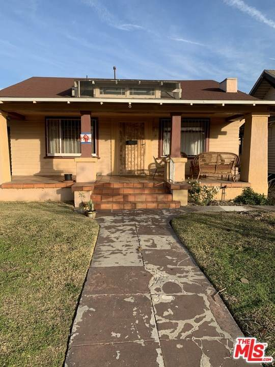3658 2Nd Avenue, Los Angeles (City), CA 90018 (#21675316) :: American Real Estate List & Sell
