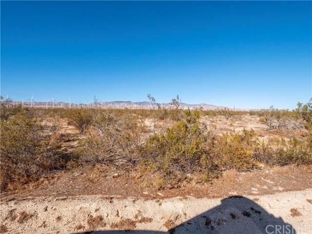 0 Oak Creek Rd, Mojave, CA 93501 (#SR20259084) :: Zutila, Inc.