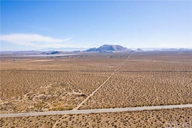 0 Oak Creek Rd, Mojave, CA 93501 (#SR20259088) :: Zutila, Inc.