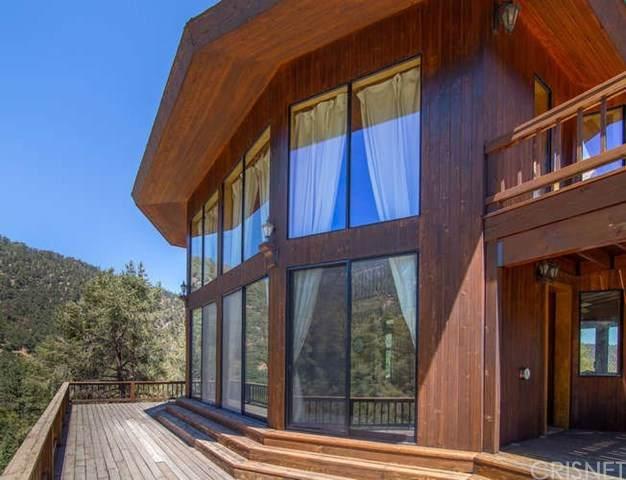 1320 Banff Drive, Pine Mountain Club, CA 93222 (#SR21002167) :: Compass