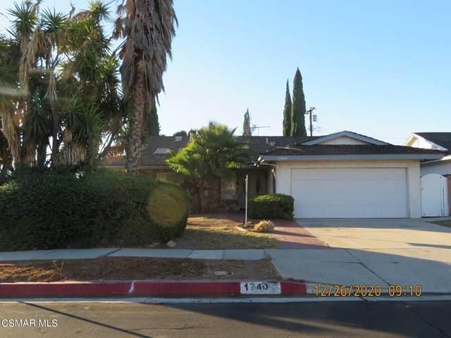 17400 Hiawatha Street, Granada Hills, CA 91344 (#221000064) :: Realty ONE Group Empire