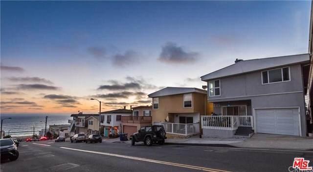 225 Rosecrans Avenue, Manhattan Beach, CA 90266 (#21674856) :: Bob Kelly Team