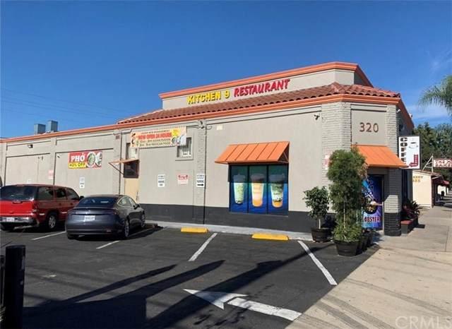 320 S Main Street, Santa Ana, CA 92701 (#OC20258071) :: Rogers Realty Group/Berkshire Hathaway HomeServices California Properties
