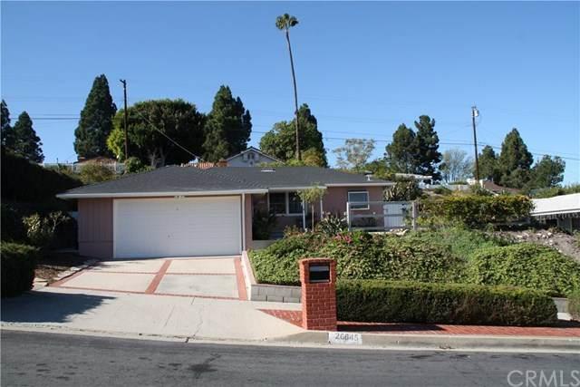 26645 Fond Du Lac Rd, Rancho Palos Verdes, CA 90275 (#SB21002556) :: Zutila, Inc.