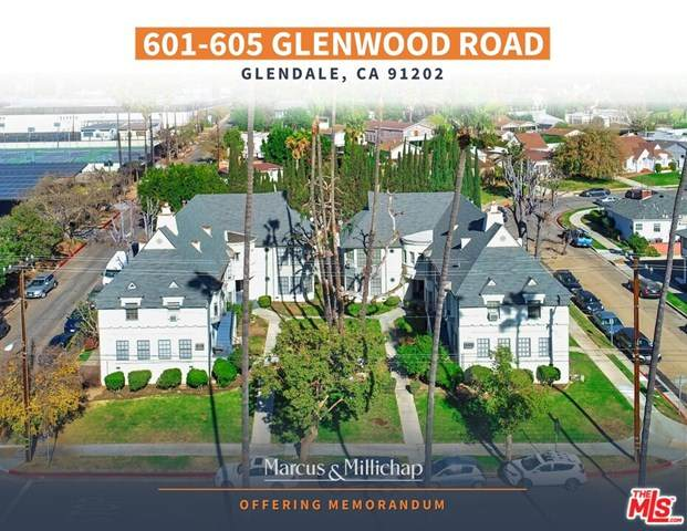 601 Glenwood Road, Glendale, CA 91202 (#21676772) :: Bob Kelly Team