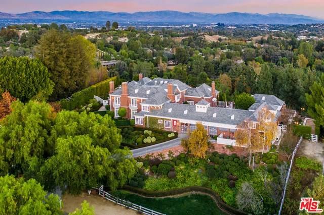 25045 Jim Bridger Road, Hidden Hills, CA 91302 (#21675452) :: Realty ONE Group Empire
