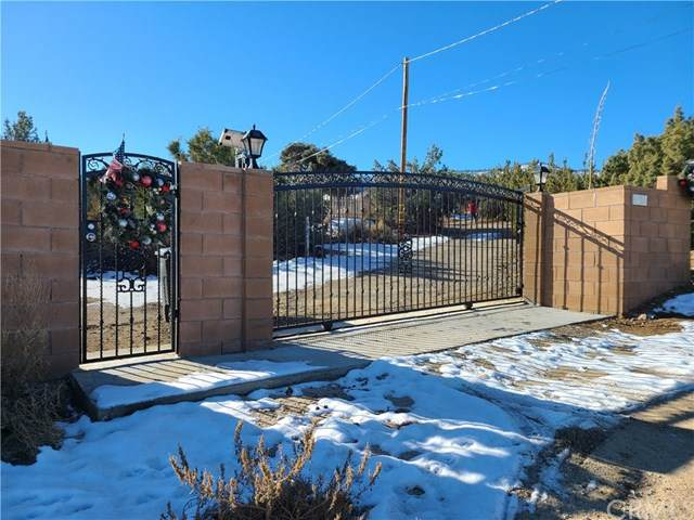 1653 Hillview Road, Pinon Hills, CA 92372 (#CV21002945) :: The Alvarado Brothers