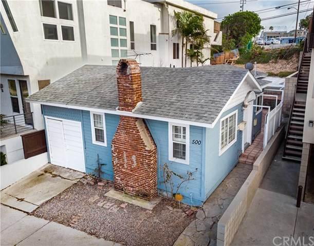 500 Rosecrans Avenue, Manhattan Beach, CA 90266 (#SB21003064) :: Bob Kelly Team