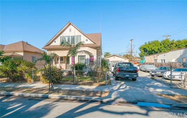 1733 W 29th Street, Long Beach, CA 90810 (#OC21002812) :: American Real Estate List & Sell