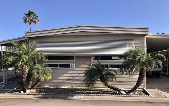 8301 Mission Gorge Rd #305, Santee, CA  (#PTP2100121) :: The Alvarado Brothers