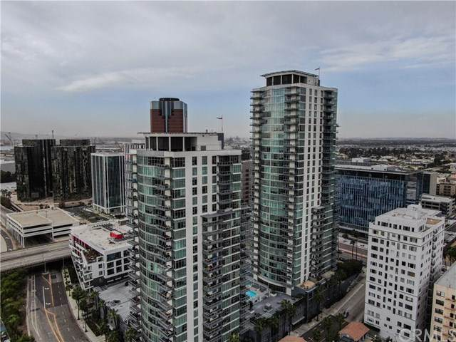 400 W Ocean Boulevard #1403, Long Beach, CA 90802 (#CV21003337) :: Team Forss Realty Group