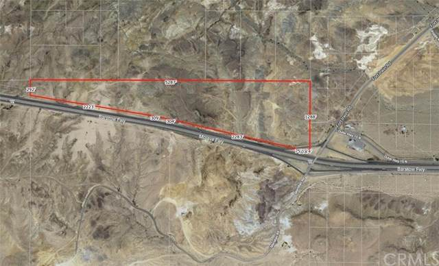 1 Ft Irwin Road, Barstow, CA 92311 (#LG21003300) :: Compass