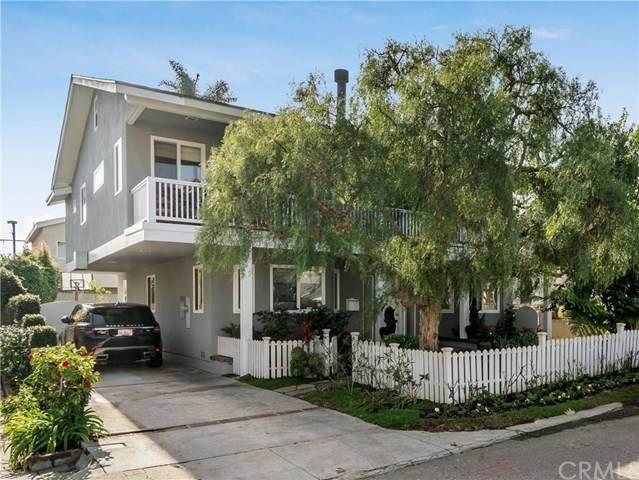 540 24th Place, Hermosa Beach, CA 90254 (#SB21003318) :: Bob Kelly Team