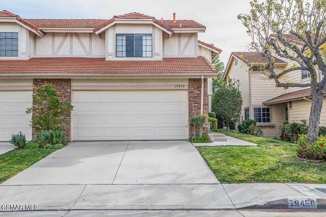 19456 Crystal Ridge Lane, Porter Ranch, CA 91326 (#221000086) :: Compass
