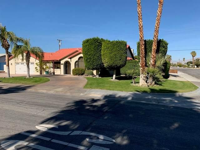 2080 E Rochelle Road, Palm Springs, CA 92262 (#219055352DA) :: The DeBonis Team
