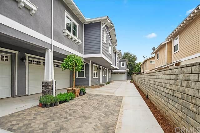 1224 S Alta Vista Avenue D, Monrovia, CA 91016 (#AR21003087) :: The Results Group
