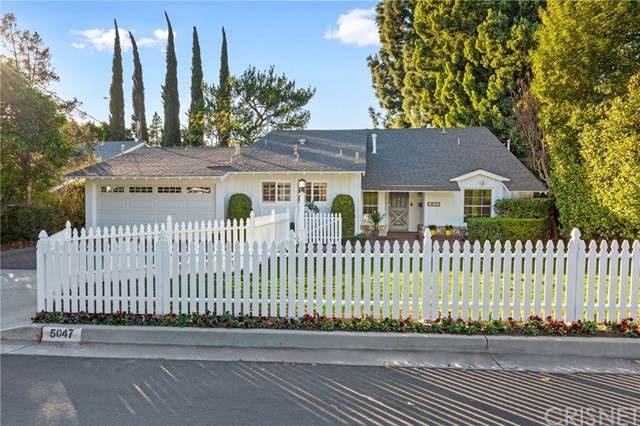 5047 Bellaire Avenue, Valley Village, CA 91607 (#SR21001612) :: The Parsons Team