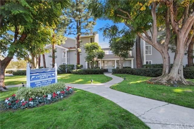 1424 Brett Place #256, San Pedro, CA 90732 (#SB21000412) :: Re/Max Top Producers