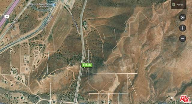 33540 Vac/Angeles Forest Hwy/V Drive, Acton, CA 93510 (#21677628) :: Jett Real Estate Group