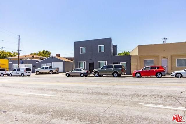 1409 W Olympic Boulevard, Montebello, CA 90640 (#21675908) :: Bob Kelly Team