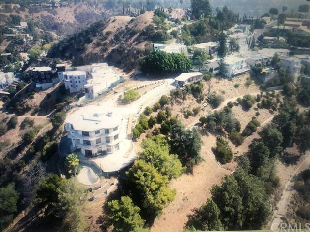 2425 Mount Olympus Drive, Hollywood Hills, CA 90046 (#TR21004290) :: The Parsons Team