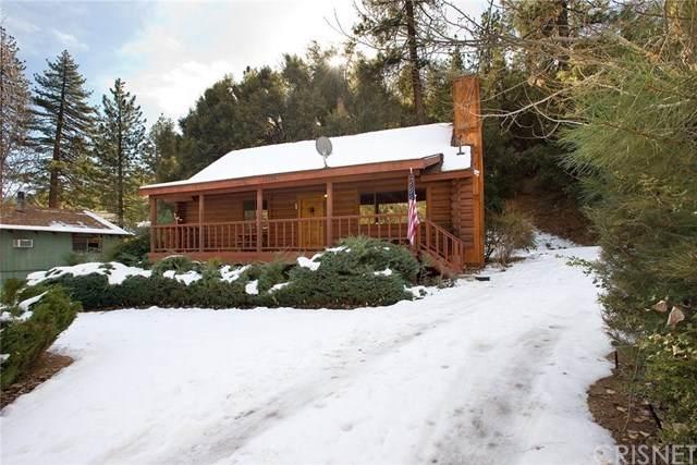15704 Mil Potrero, Pine Mountain Club, CA 93222 (#SR21002654) :: Compass