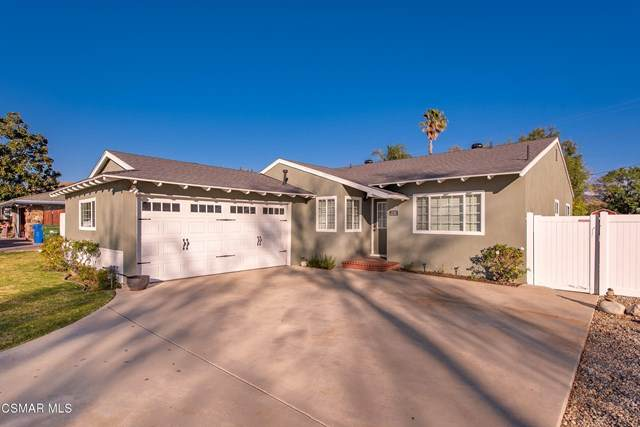 3122 Scottys Terrace, Simi Valley, CA 93063 (#221000104) :: Compass