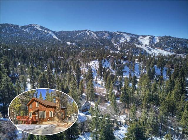 43516 Colusa Drive, Big Bear, CA 92315 (#CV21004556) :: The Alvarado Brothers