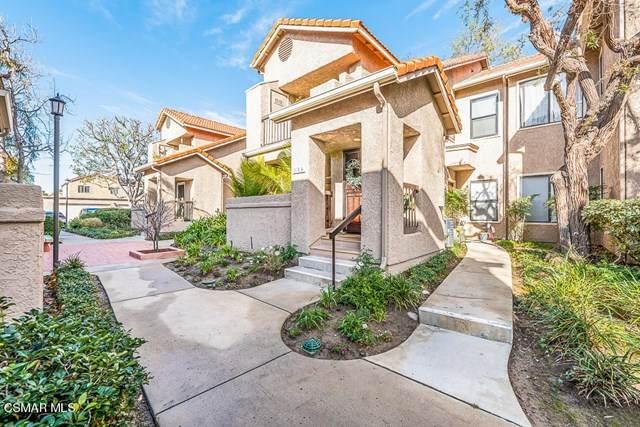 2335 Archwood Lane #135, Simi Valley, CA 93063 (#221000111) :: Compass