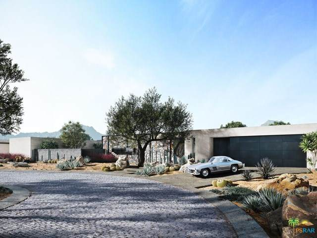 7 Echo Lane, Rancho Mirage, CA 92270 (#21677424) :: American Real Estate List & Sell