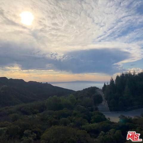 83 Hawks Nest Trail, Topanga, CA 90290 (#21677988) :: The Alvarado Brothers
