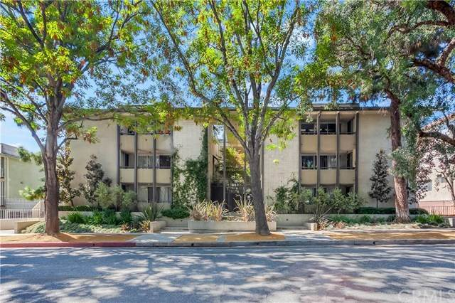 211 S Wilson Avenue #208, Pasadena, CA 91106 (#AR21002449) :: The Parsons Team