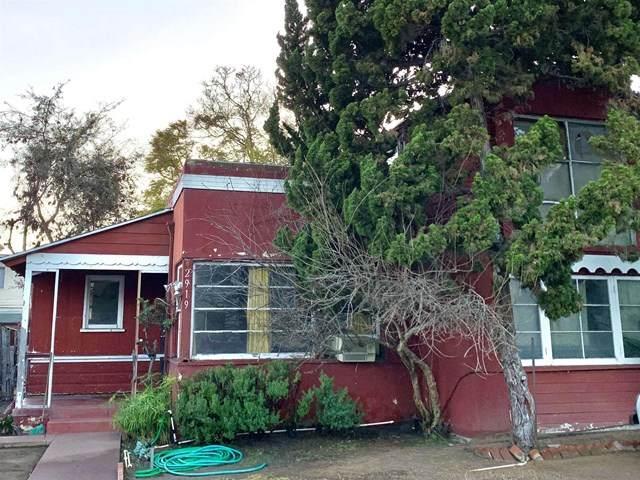 2919 Jarvis St, San Diego, CA 92106 (#210000589) :: Team Tami