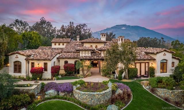 18363 Calle La Serra, Rancho Santa Fe, CA 92091 (#210000605) :: Jessica Foote & Associates