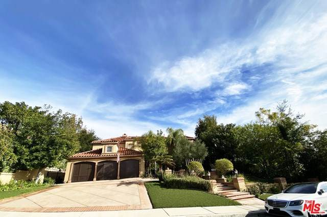 5416 Wellesley Drive, Calabasas, CA 91302 (#21678160) :: The Costantino Group | Cal American Homes and Realty