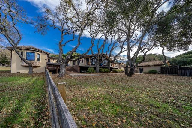 1 Live Oak Lane, Carmel Valley, CA 93924 (#ML81825191) :: Massa & Associates Real Estate Group | Compass