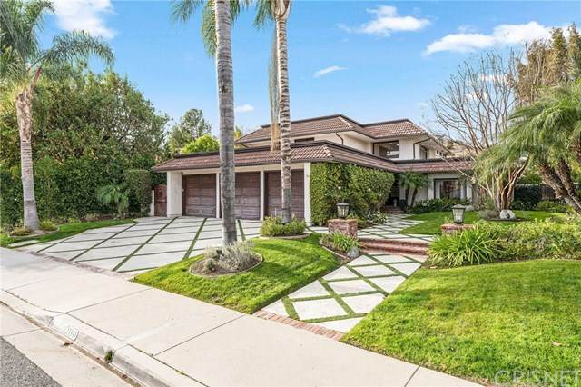 23341 Park Hacienda, Calabasas, CA 91302 (#SR21005277) :: Re/Max Top Producers