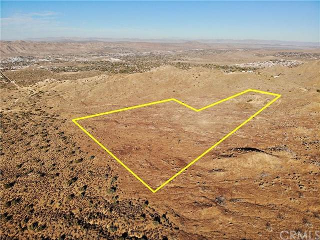 5600 Eagles Nest, Yucca Valley, CA 92284 (#JT20243356) :: RE/MAX Masters